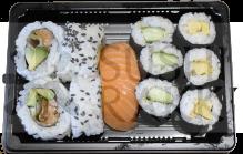 Volle spaarkaart: Sushi box Puka gluten vrij