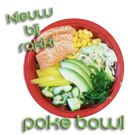 poke bowl 2019